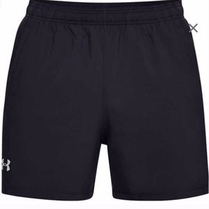 Under Armour Black Running Shorts